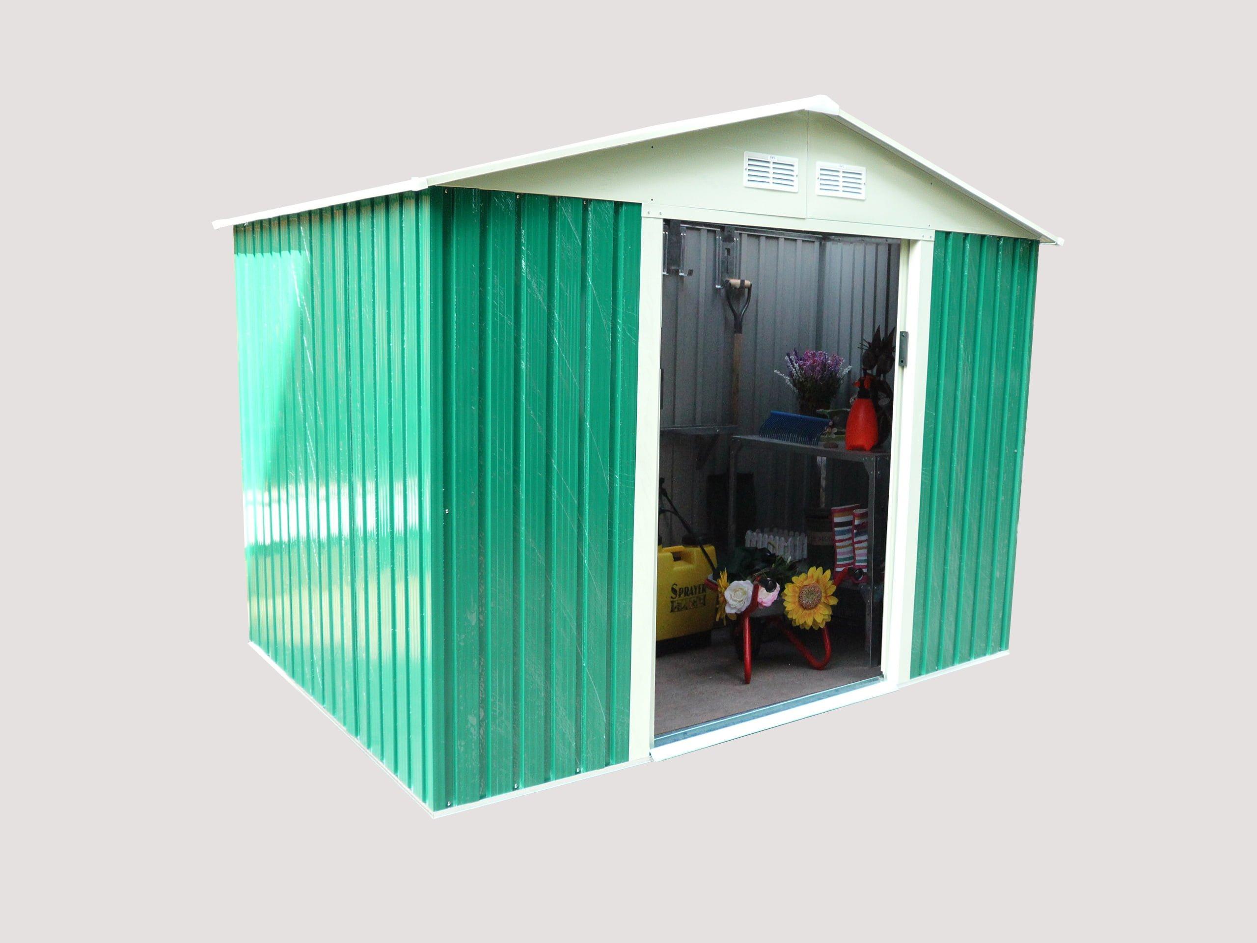 Galpon para jardin lct1b la casa del trailer for Galpon de madera para jardin